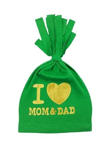By Leyal For Kids Şapka Yeşil